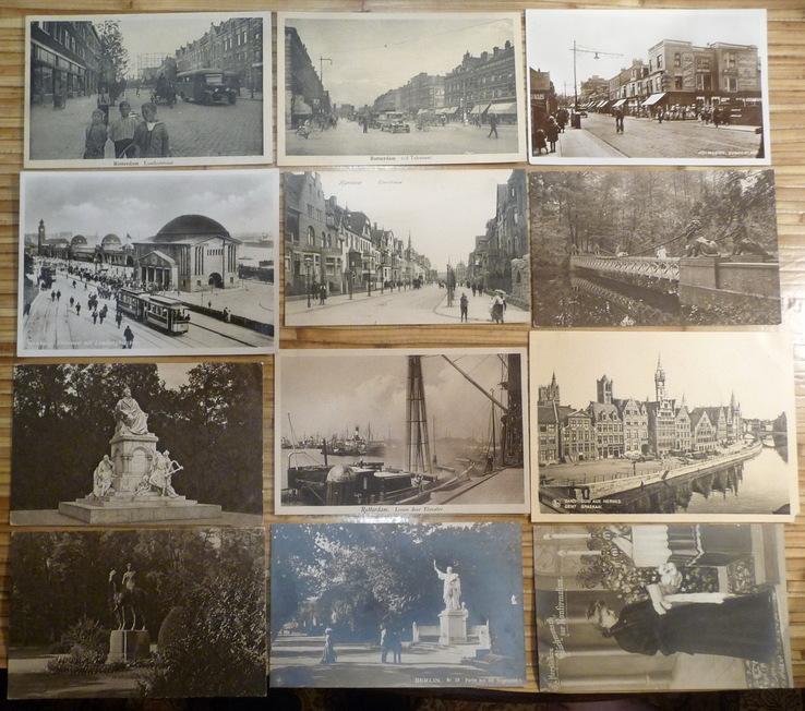 68 открыток в отличном качестве . 1920 е  годы ., фото №5