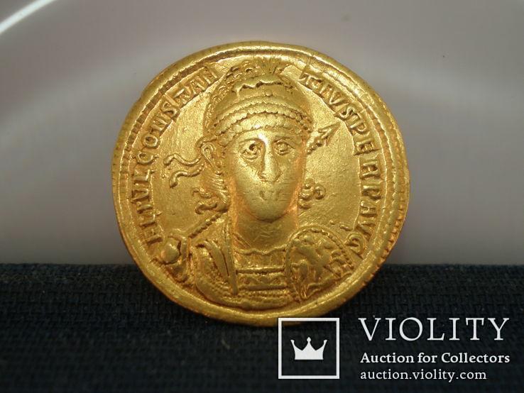 Солид Констанция II 337-361 г.г.