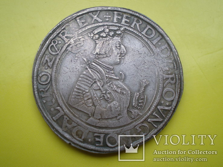 Талер Фердинанда I. 1540-е г.