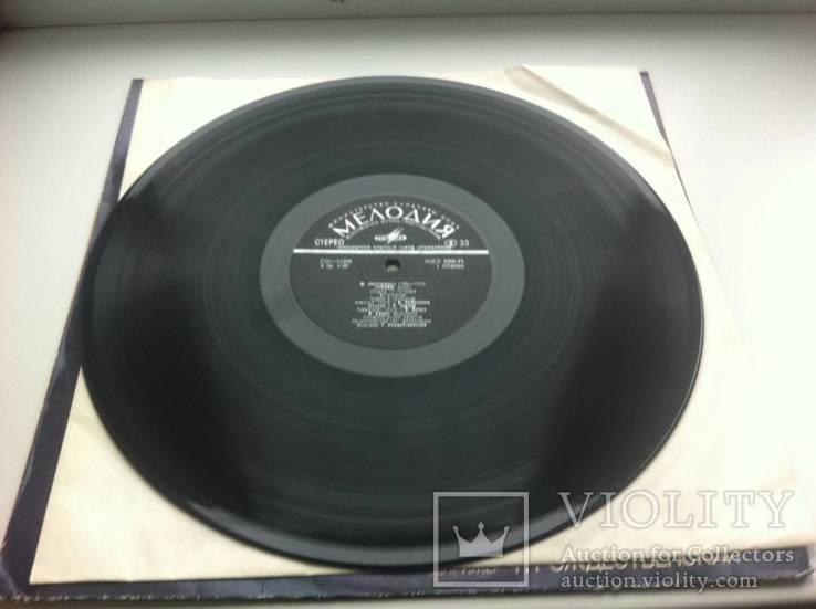 Шостакович, Ленинградская филармония, Геннадий Рождественский - Игроки 1979 M, фото №5