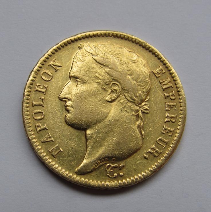 40 франков 1811 г. Наполеон I