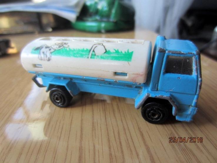 Majorette Ford Milk Tanker Truck No. 241-245