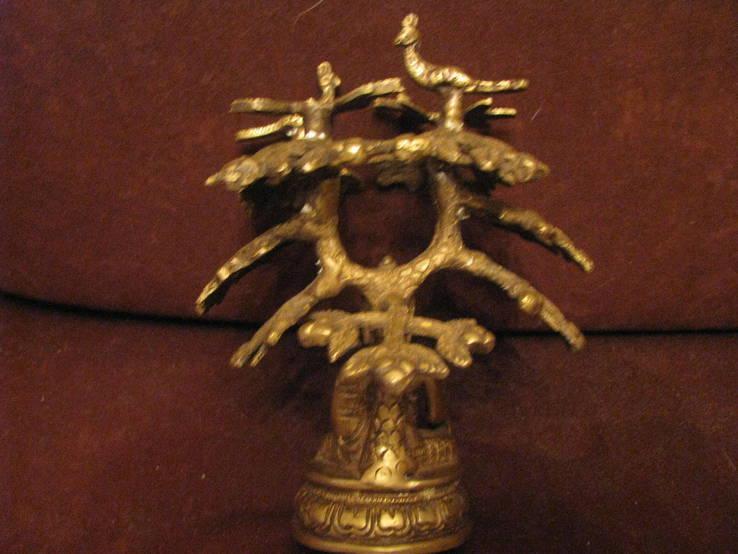Скульптура  Буда под деревом, фото №8