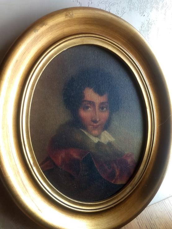 Портрет венгерского вельможи, художник Isabey