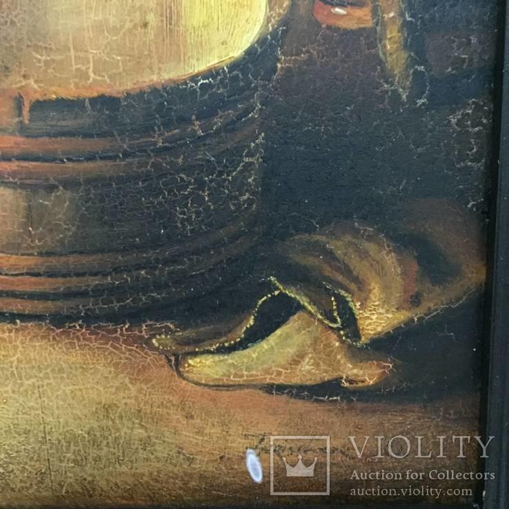 Картина ''Кухарка'', Европа, малые голландцы (копия)., фото №4