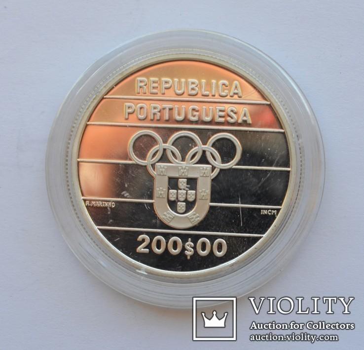Португалия 1992 г.