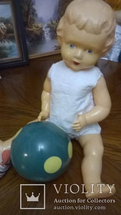 Кукла-пупсСССР,целлулоид