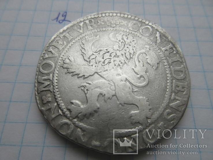 Талер 1589 Нидерланды провинция Голландия (2)