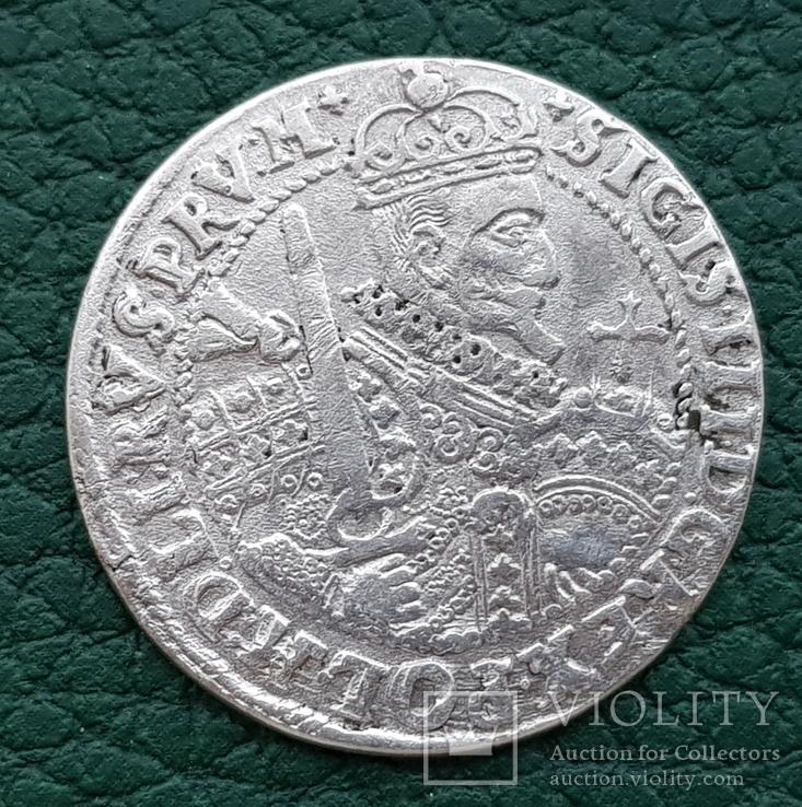 Орт коронный 1623 г
