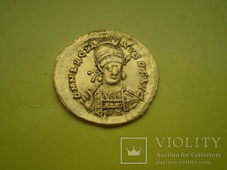 Солид Маркиана 450-457 гг.