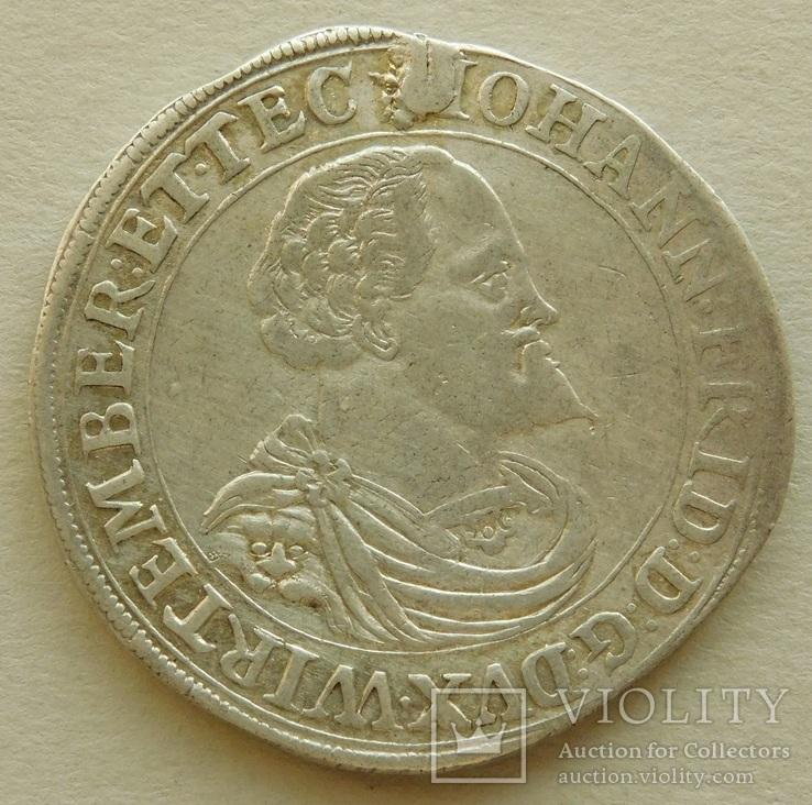 Талер 1625 Вюртемберг Германия