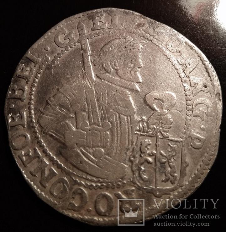 Талер (риксдаальдер) 1651 Нидерланды провинция Гельдерн