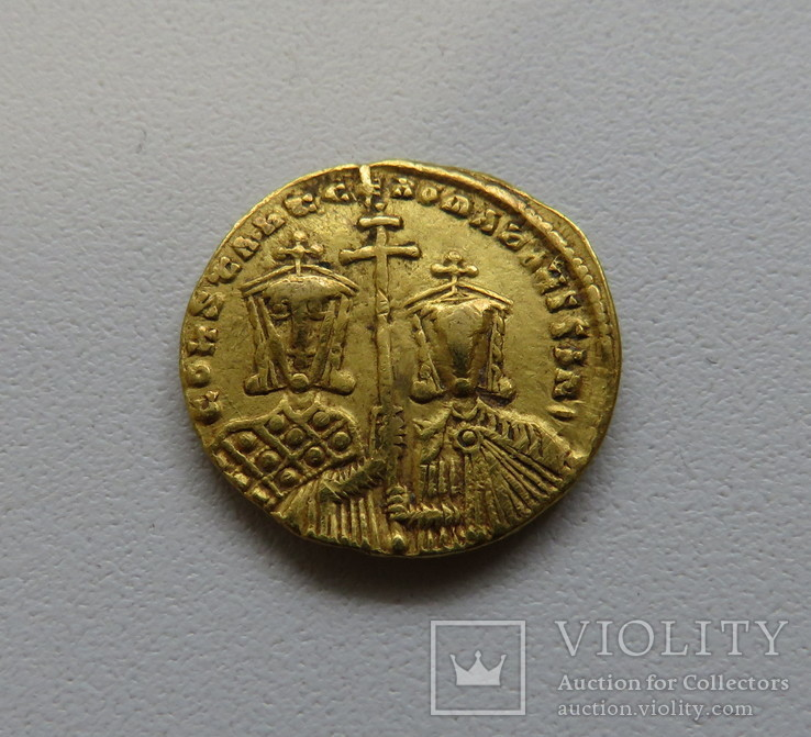 Солид Константин VII Роман II 913-959 гг