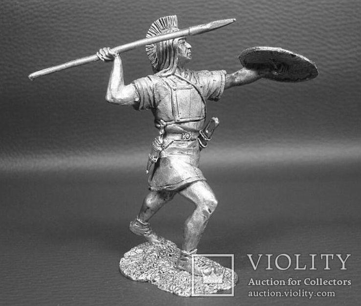 2-я Пуническая война.Карфаген.Воин кельтибер 3-2 век до нэ, фото №3