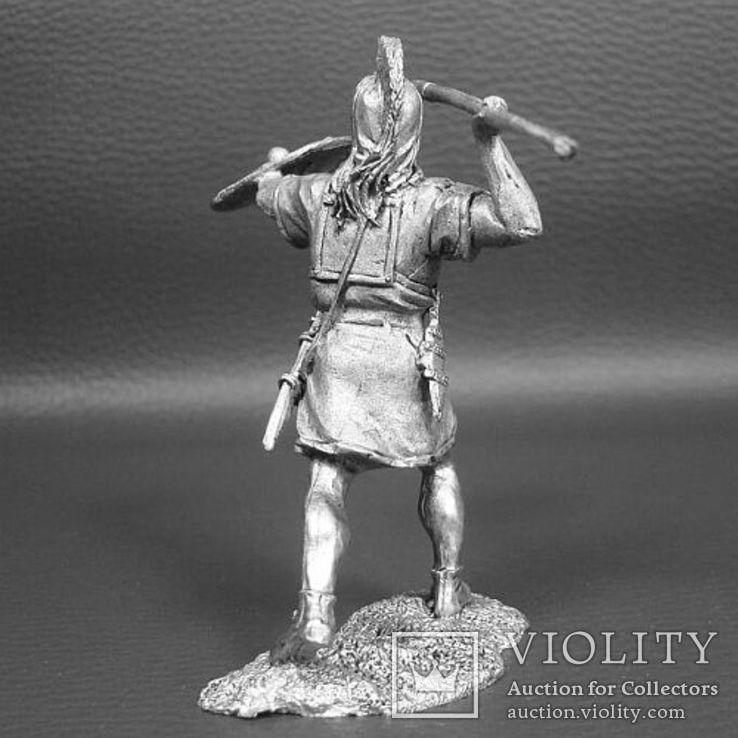 2-я Пуническая война.Карфаген.Воин кельтибер 3-2 век до нэ, фото №4