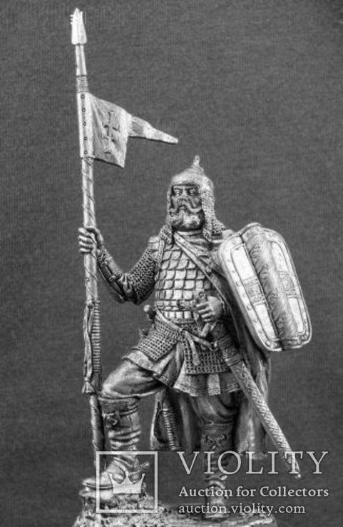 Русь. Конный воин, 14 век