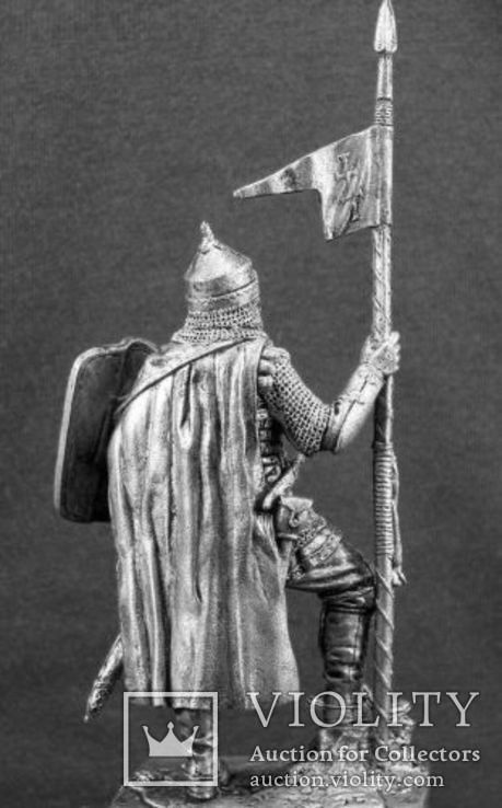 Русь. Конный воин, 14 век, фото №4