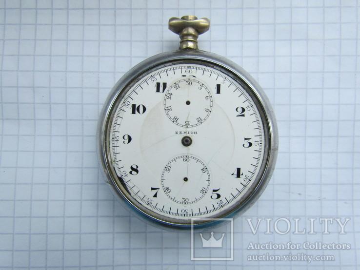 Часы Zenith хронограф остатки