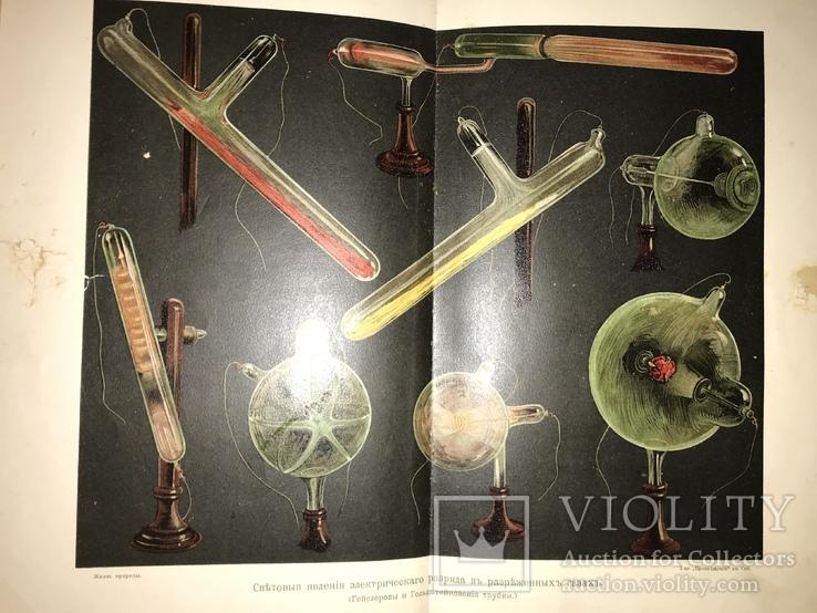 1913 Магнитизм Электричество Николаевское издание Рюмина Уника