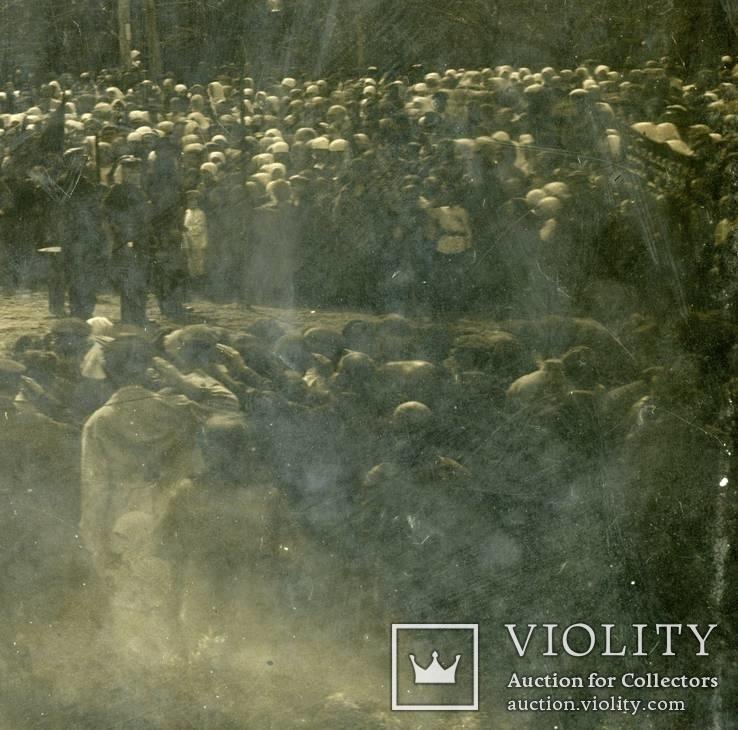 Открытие памятника Ленину - 1924 год. Город неизвестен., фото №8