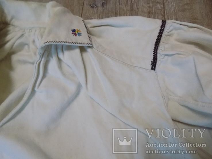 Жіноча полотняна сорочка Безезівської шляхти, фото №6