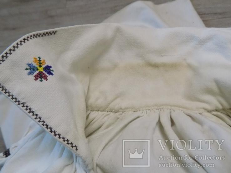 Жіноча полотняна сорочка Безезівської шляхти, фото №11