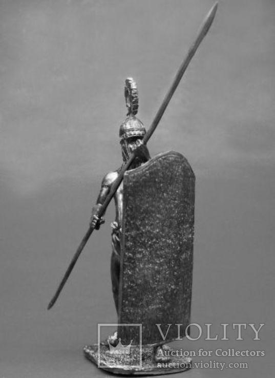 Микены.Тяжелый копейщик 1600 год до н.э., фото №3