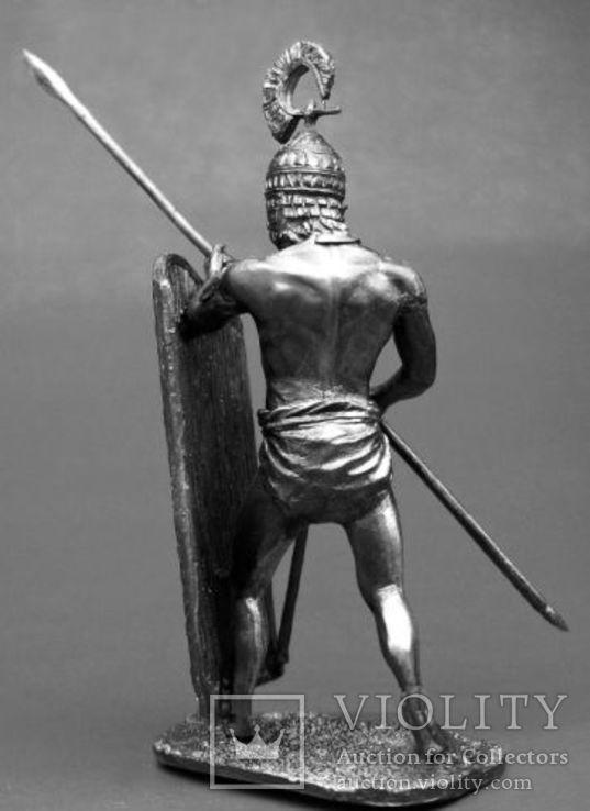 Микены.Тяжелый копейщик 1600 год до н.э., фото №4