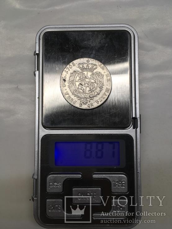 8 грош 1768 F.S