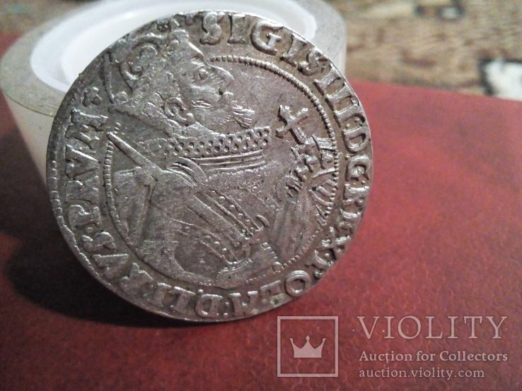 Орт 1623 год.