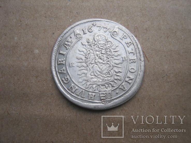 15 крейцерів 1677