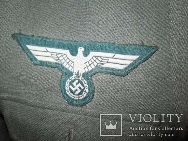 Китель (Feldbluse) Обер-фельдфебель, Wehrmacht., фото №6