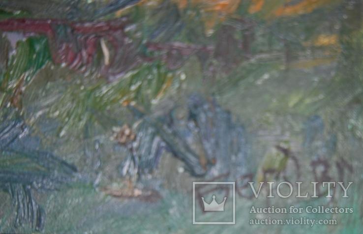 Бердников, река Остер, фото №3