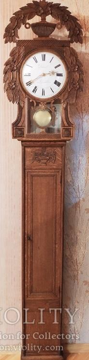 Напольные часы, Франция