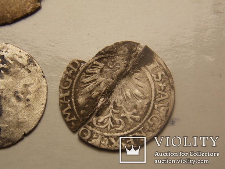 4 средневековых монеты, фото №7