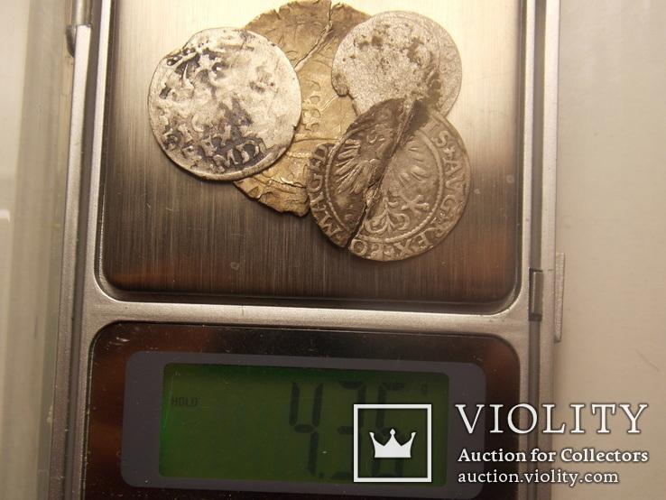 4 средневековых монеты, фото №8