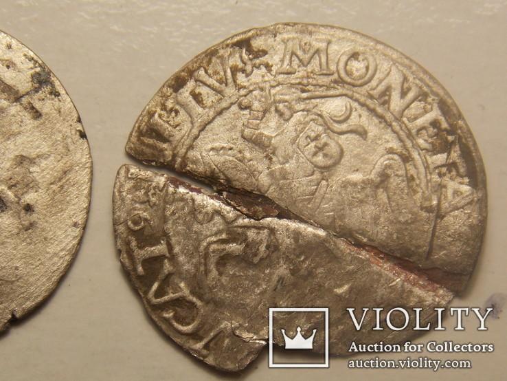 4 средневековых монеты, фото №10