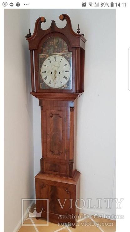 Английские напольные часы SAME RITCHIE FORFAR