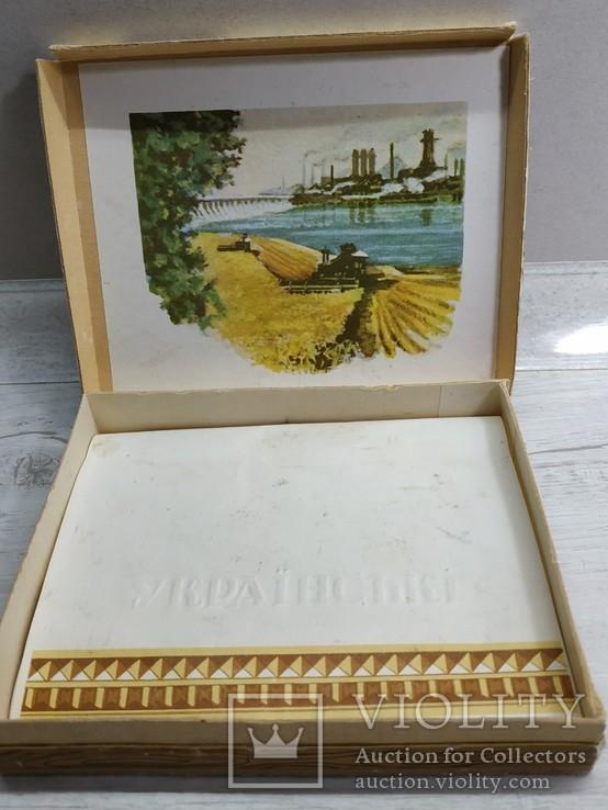 Коробка Цигарки Украiнськi., фото №4