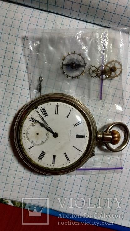 Часы карманные Longines на восстановление