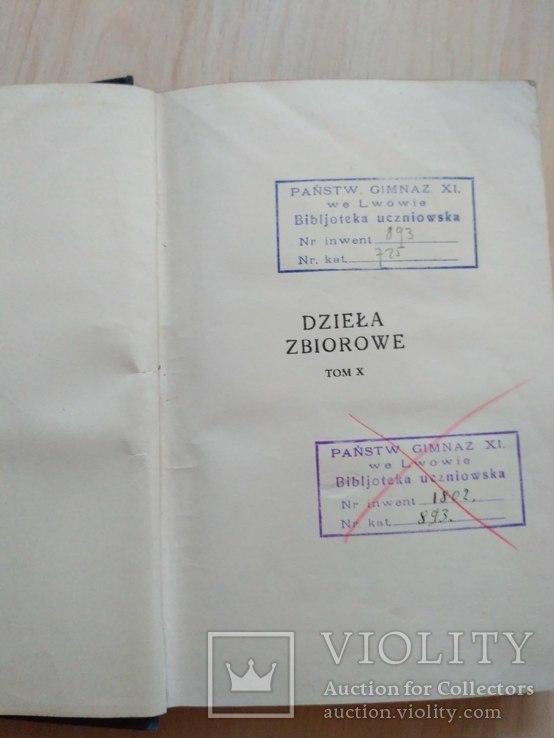 """Waclaw Sieroszewski """"Dziela zbiorowe"""" (довоенна Польша), фото №10"""