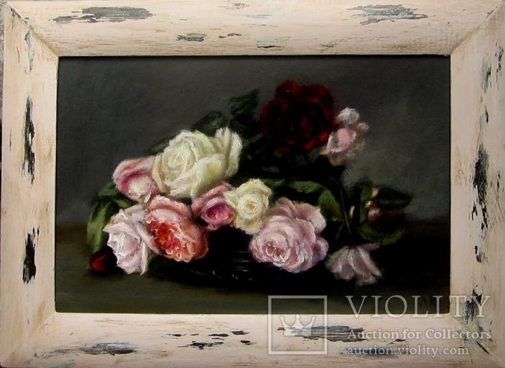 ''Букет роз.
