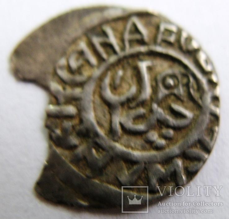 Великое княжество Тверское, серебряная деньга, Борис Александрович (1425-1461)
