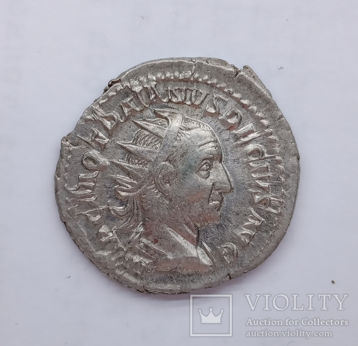 Антониниан Траян Деций