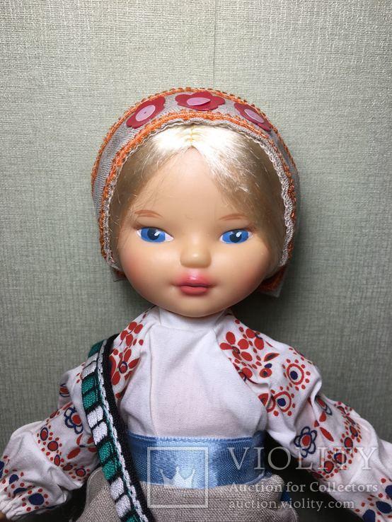 Кукла паричковая СССР,