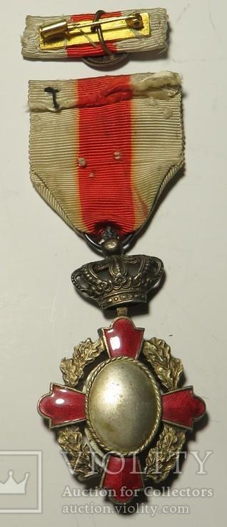 Орден Красного Креста, Бельгия 1914-1918 года., фото №3