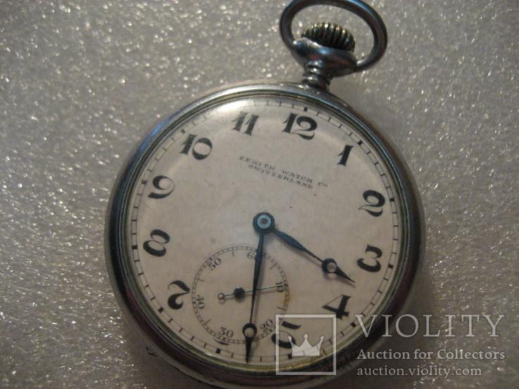 Карманные часы  Zenith