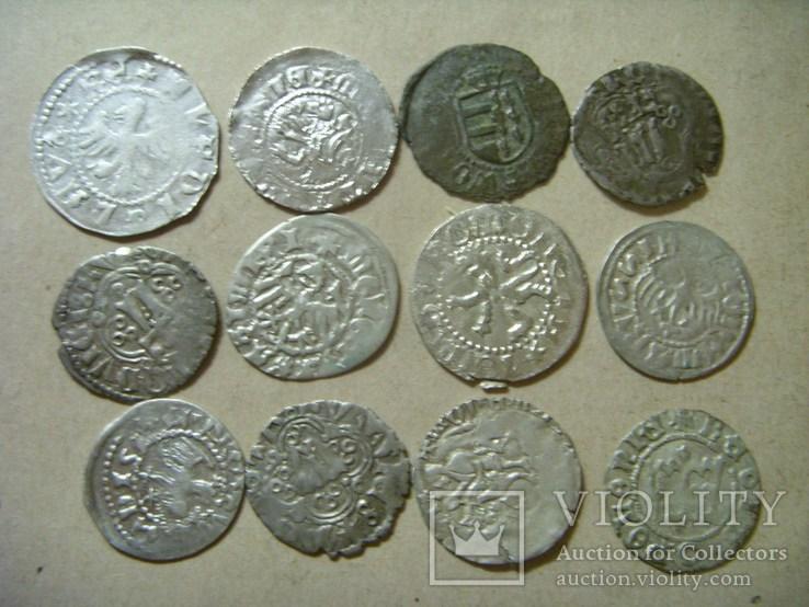 Монеты разные 3