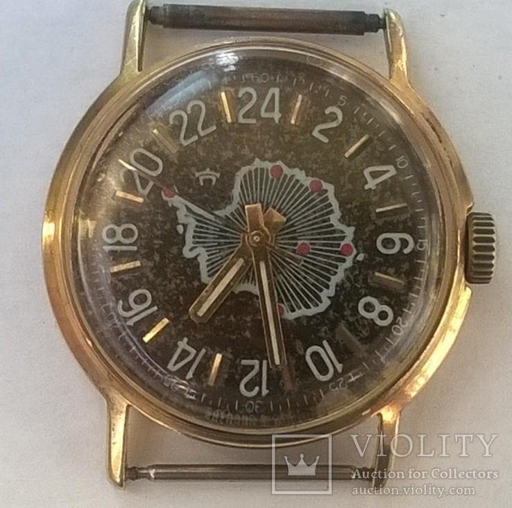 Часы ракета антарктика 24 au20
