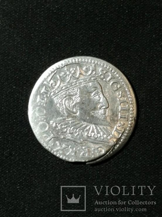 Трояк 1595 г.